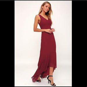 Lulus Cheyenne Dress NWT